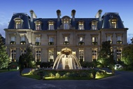 The Discreet Charm of the Bourgeoisie: A Country Chateau in the Heart of Paris