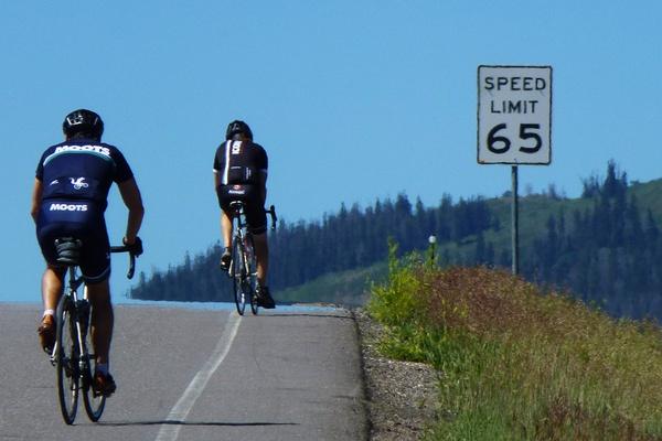 Rocky Mountain Biking High