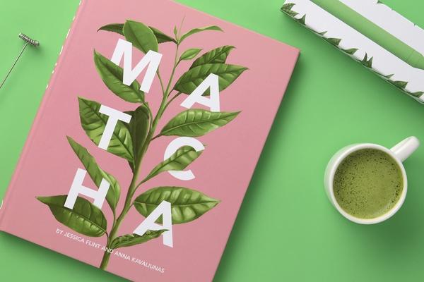 Matcha by Jessica Flint and Anna Kavaliunas