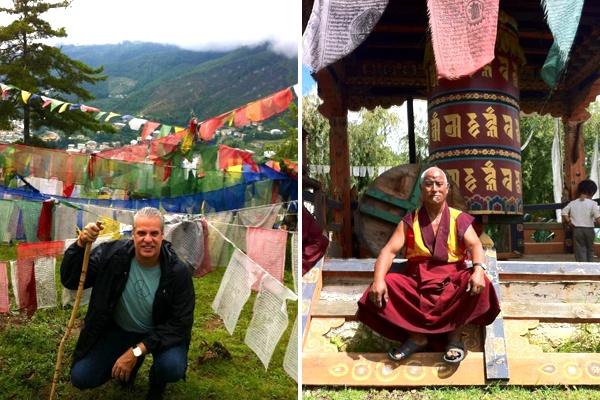 Chef Eric Ripert Discovers Bhutan