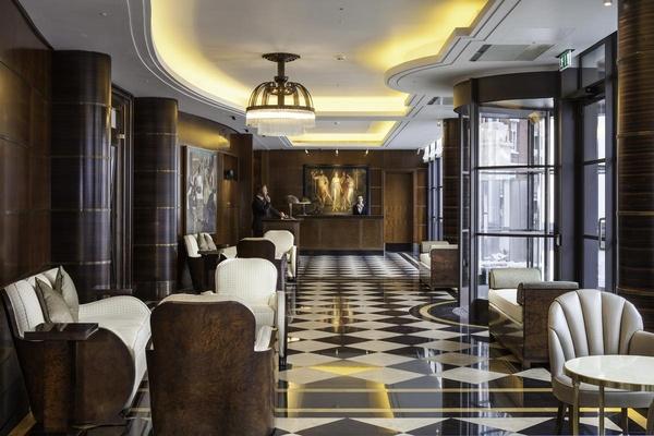 Beaumont Hotel London