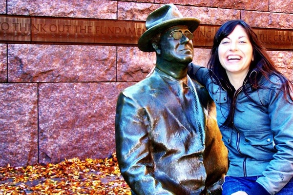 Meet the Writer: Joanna Prisco