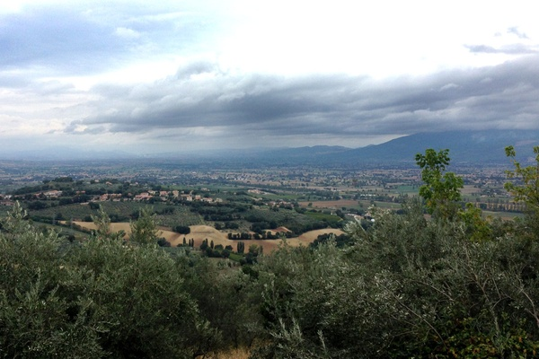 Hill Towns and Valley Views in Charming Montefalco