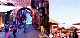 Girls Gone Wild in Marrakech