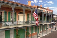 A Genteel Escape in the Debaucherous City of New Orleans