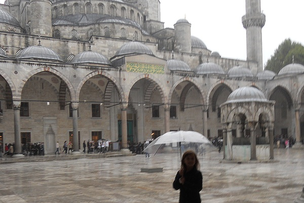 Three Days in Istanbul with the Kids