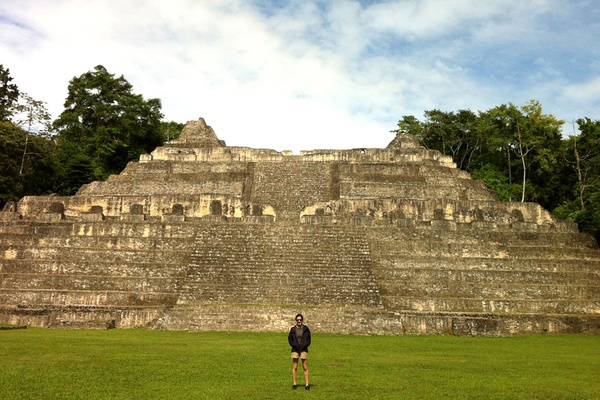 Eco Belize: Mayans, Jaguars, and Macaws