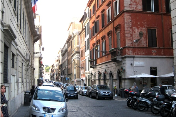 Best of the Web: Rome