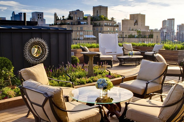 The Surrey Private Roof Garden