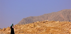 On the Road: Oman