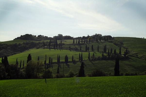 An Inn Grows in Tuscany