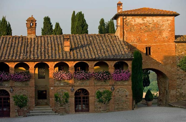 The World's Most Romantic Hotels: Italy