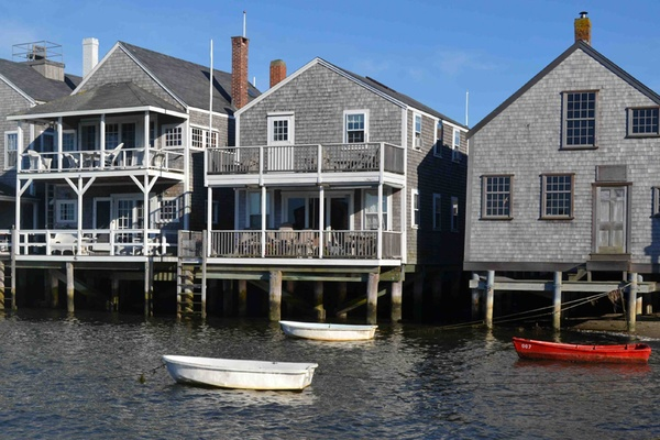 The Great Sail: Nantucket to Menemsha