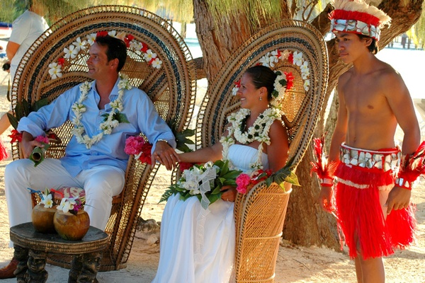 How to Get Married in Bora Bora