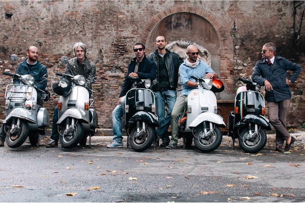 La Dolce Everything: Rome on Two Wheels