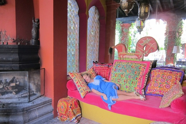 San Miguel de Allende: A Glamorous, Lazy Weekend