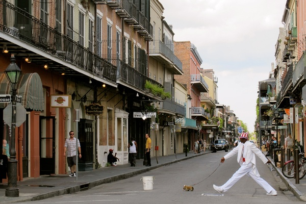 A Packed, Laid-Back 24 Hours in New Orleans
