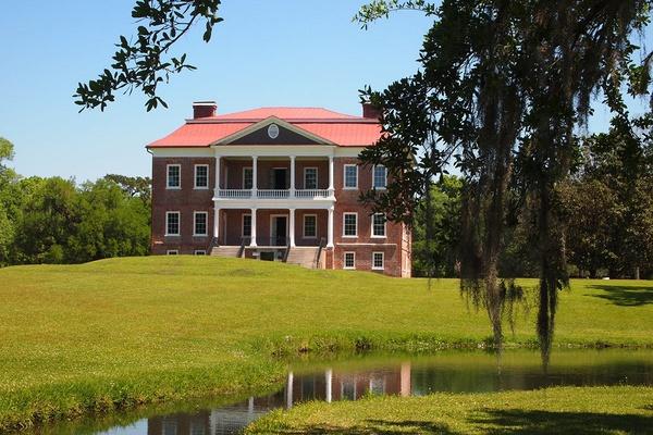 Drayton Hall, Charleston, South Carolina