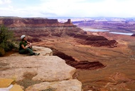 Rocking Red Views in Moab