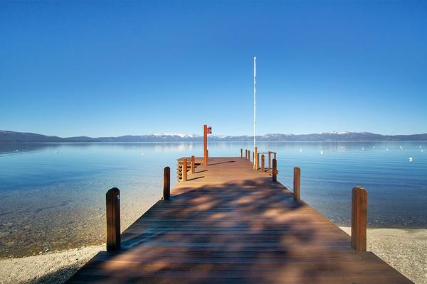 Peaceful Waters, Lake Tahoe, Luxury Retreats.