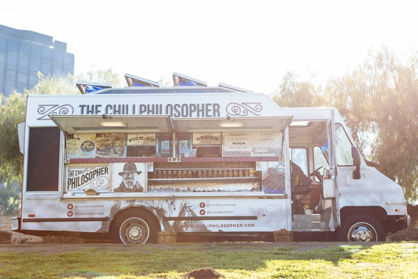 Go Behind the Food Truck: A Recipe for Spanish Pork Shoulder Chili