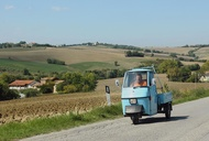 Village Life in Le Marche, Italy