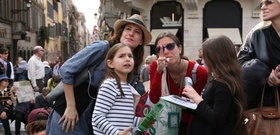 A Roman Walking Tour for Know-It-Alls of All Ages