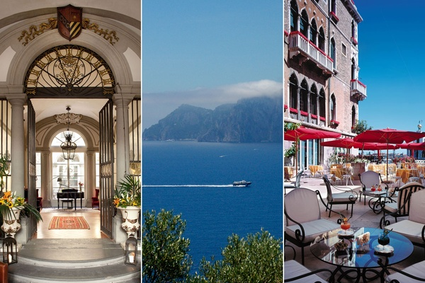 WIN! The Ultimate Romantic Italian Holiday