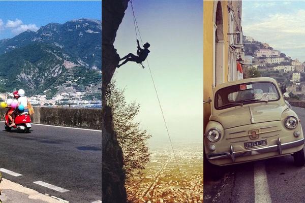 The Amalfi Coast Via...
