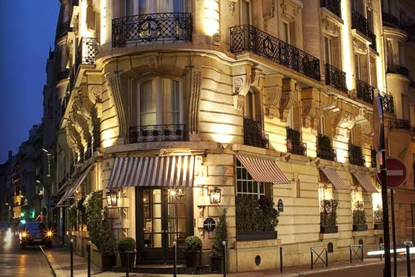 The World's Most Romantic Hotels: France