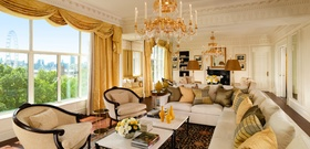 The Sweet Life in London's Best — and Craziest! — Mega-Suites