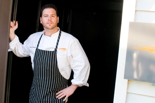 Meet the Chef: Scott Conant