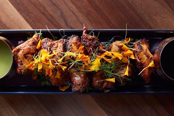 Tandoori Chicken, Jessi Singh, Babu Ji