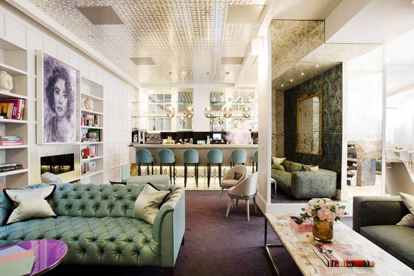 Absolutely Fabulous! Where to Go to Look Posh in London