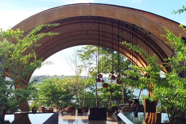 Andaz Peninsula Papagayo Resort in Costa Rica