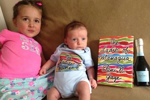 Babies on Book Tour