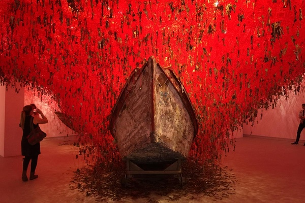 Giardini at the Venice Biennale