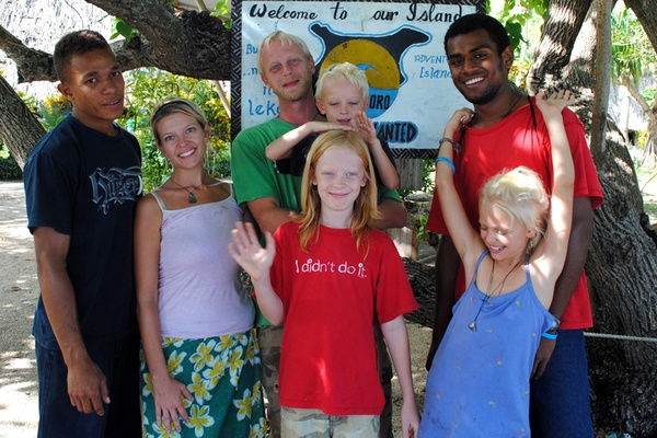 Giving Back: Bridge the Gap Villages, Fiji