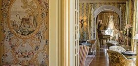 Stunning Opulence in Arty Aix-En-Provence at Villa Gallici