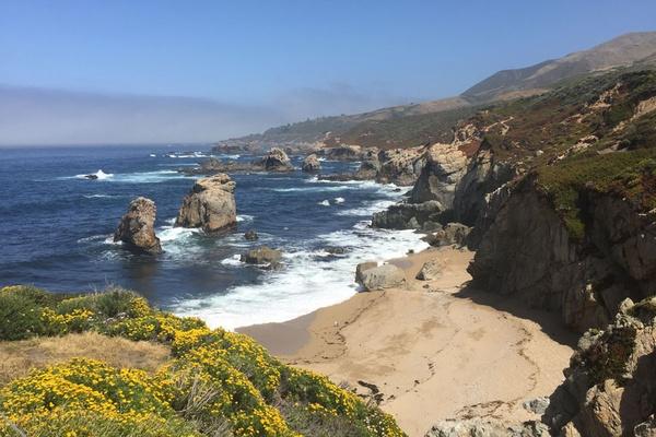 WIN! A California Dreaming Trip to Big Sur