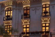 Parisian Chic Hotel Splendor at Algodon Mansion in Buenos Aires