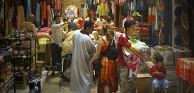 The Fine Art of Haggling in Marrakech