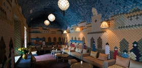 A New Riad in Old Marrakech