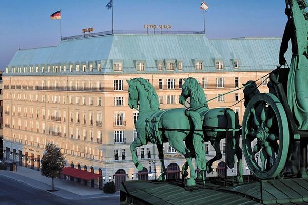 Berlin's Hotel Adlon