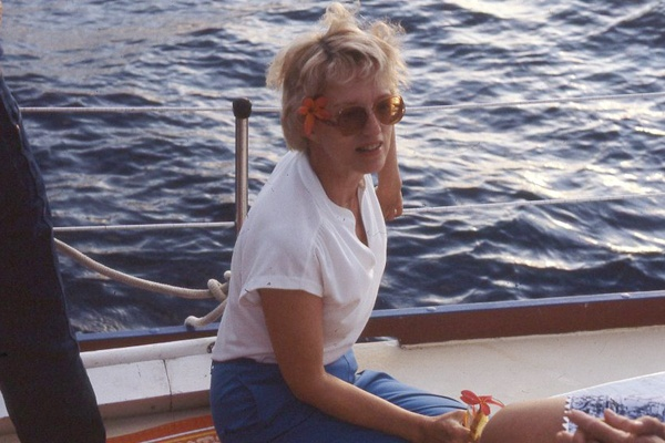 Meet the Traveler: Joan Larsen