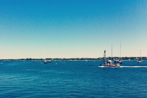Nantucket: My First Time