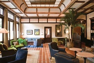 Genteel NYC Living at The Greenwich Hotel