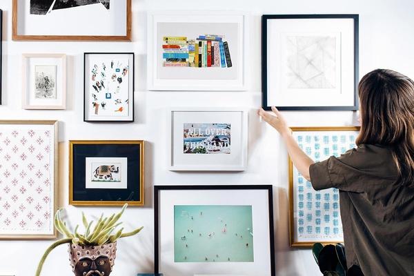 Simply Framed custom framing