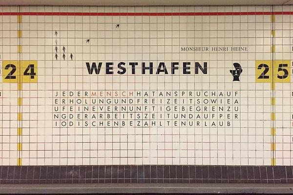 Westhafen, Berlin