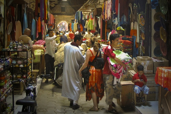 The Fine Art of Haggling in Marrakech